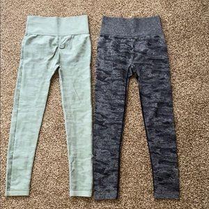 Pants - Leggings....lot or bundle of 2 leggings
